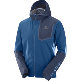 Salomon Bonatti Pro WP Jacket Men poseidon/night sky
